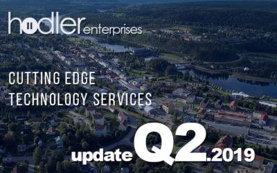 Update Q2 – 2019