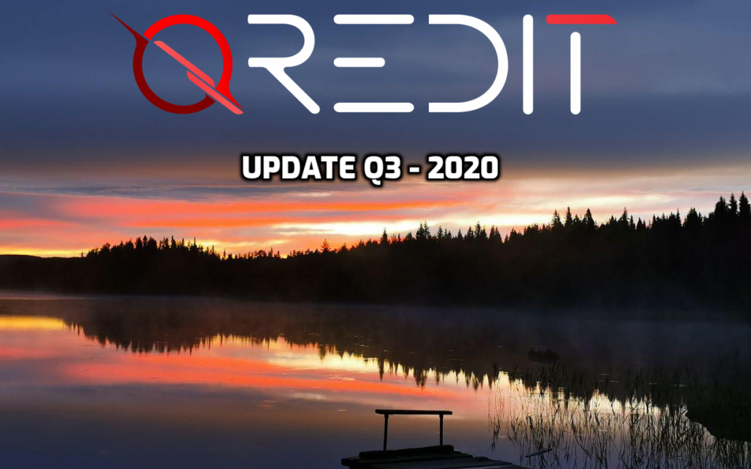 Qredit | Q3 Update